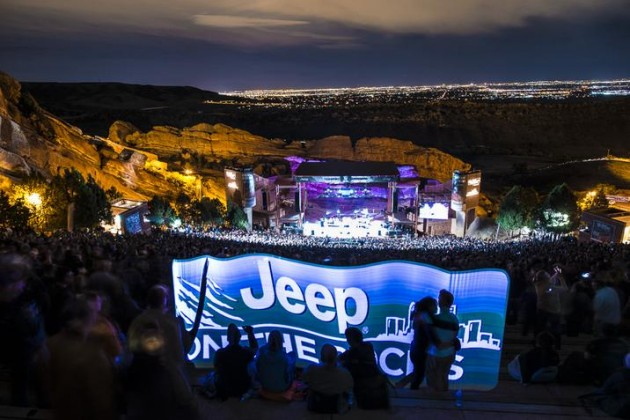 The third annual Jeep on the Rocks concert will feature Panic! At the Disco, American Authors, and X Ambassadors