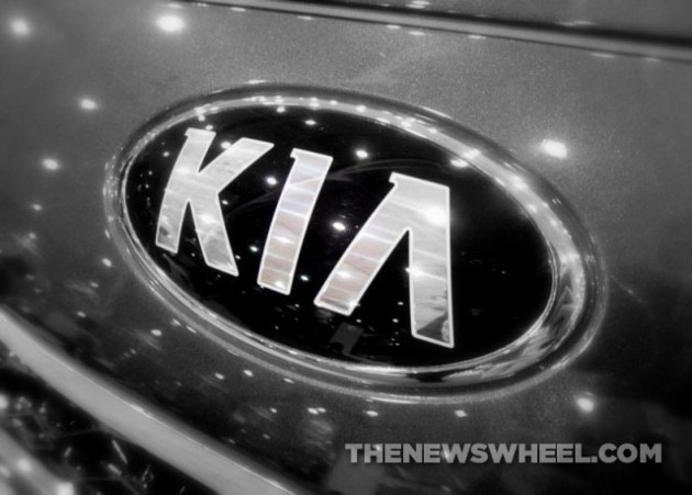 Kia logo emblem American Korean badge