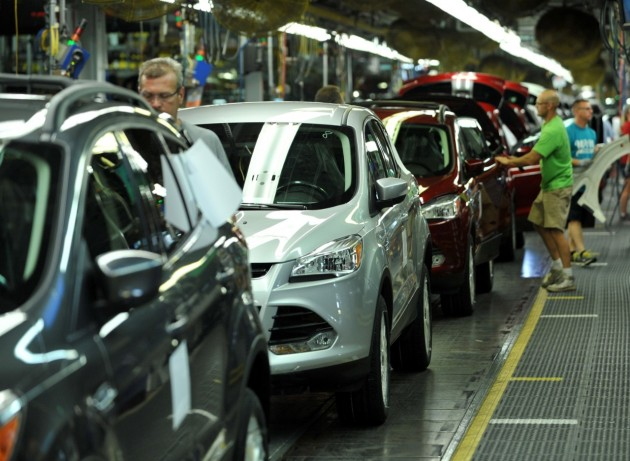 Ford to Cut Summer Shutdown at Nine Plants to Boost Output
