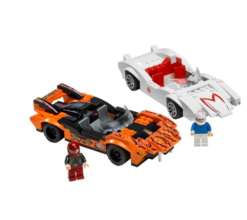 The Lego Mach 5 Photo: Amazon