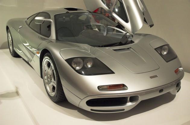 The car that made a rich man even richer Photo: Joe Cheng