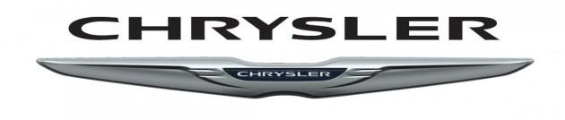 New Chrysler logo wings
