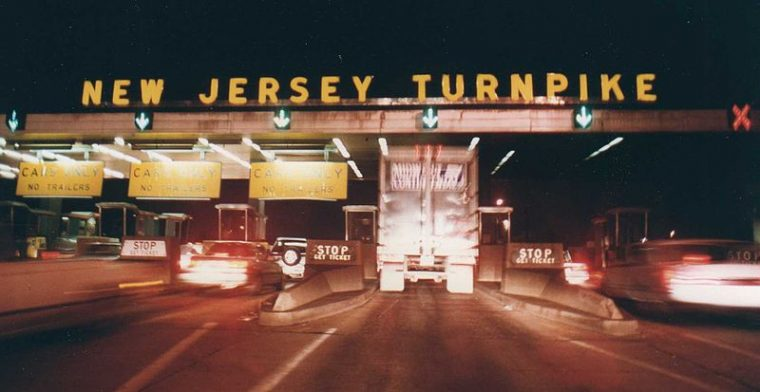 most expensive toll roads in america - new jersey turnpike