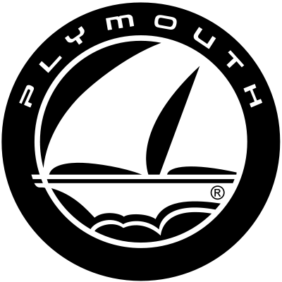 Plymouth logo 1990s new sailboat