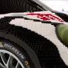 Porsche Lego car