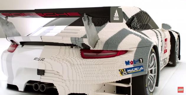 Half-Lego and half-amazing.