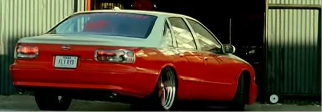 Custom Chevy Impala SS (Somewhere between 93-96)