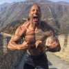 The Rock and The Great Wall