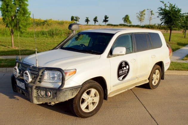 Toyota Ever-Better Expedition Land Cruiser 200