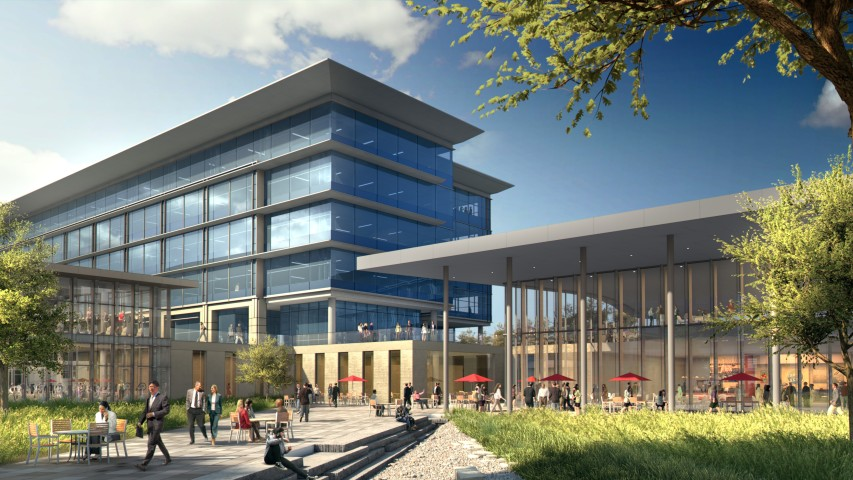 Toyota Headquarters Plano Texas >> Toyota Reveals New Texas Headquarters The News Wheel