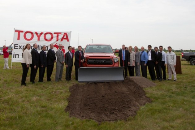 Toyota Technical Center Expansion
