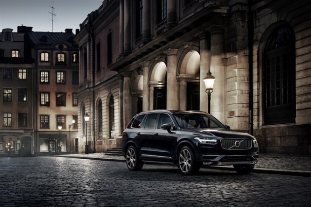 Volvo will show off new safety systems in the 2016 XC90 at the 2015 Enhanced Safety of Vechiles Conference in Gothenburg, Sweden