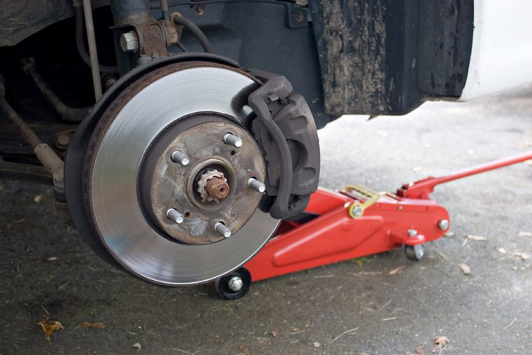 What to Do If Your Car's Brakes Lock Up While Driving - The