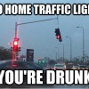 traffic light meme pun