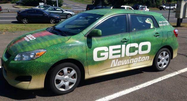 Geico Insurance Car