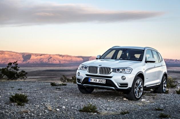 2015 BMW X3 10