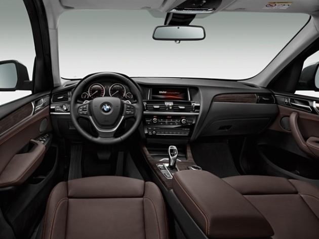 2015 BMW X3 2