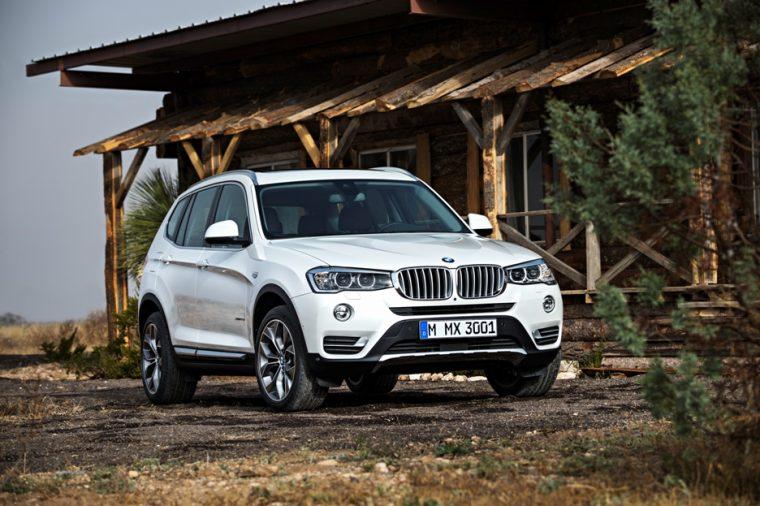 2015 BMW X3 5