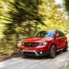 2015 Dodge Journey driving