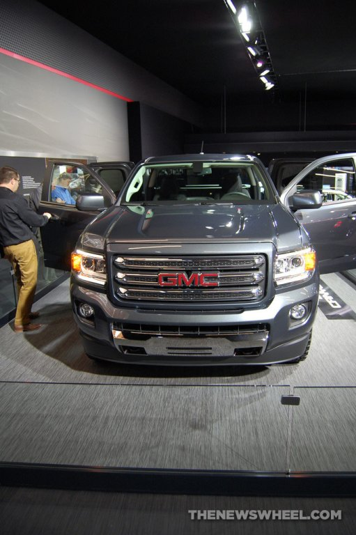 2015 GMC Canyon Overview - The News Wheel