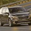 2015 Kia Sedona headlights