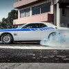 2015 Mopar Dodge Challenger Drag Pack burnout