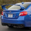2015 Subaru WRX STI Rear