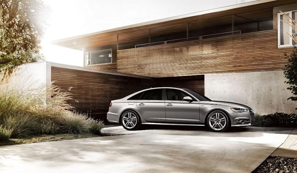 2016 Audi A6 6
