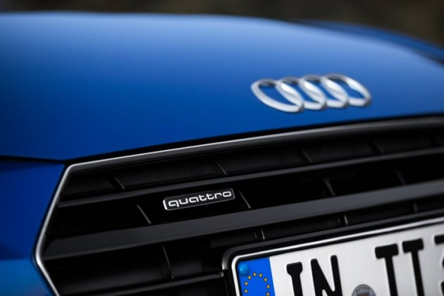 2016 Audi TT Performance