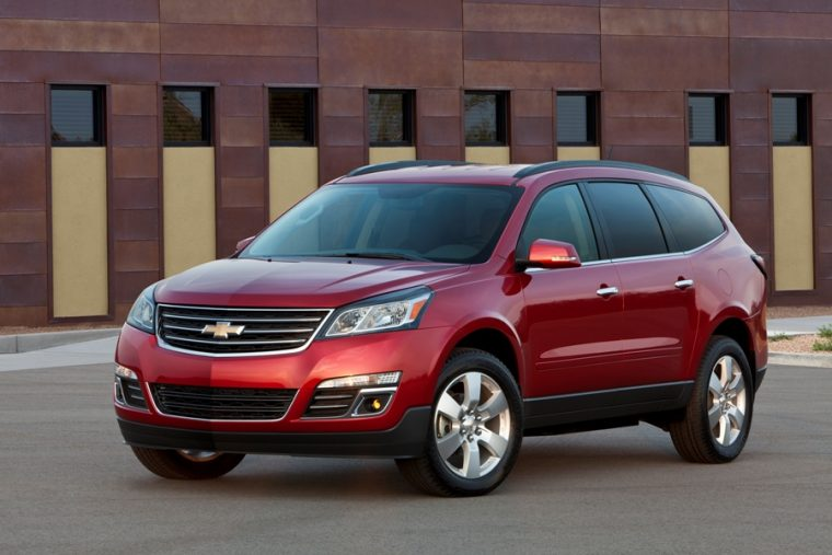 Chevy Traverse Used >> Us News Names 2016 Chevy Traverse Best Used Midsize Suv For