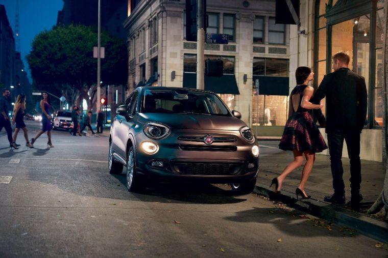 2016 Fiat 500x Urban Appeal