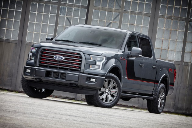 2016 Ford F 150 Lariat Earance Package