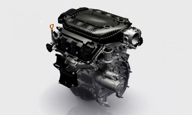 2016 Honda Pilot V6 Engine