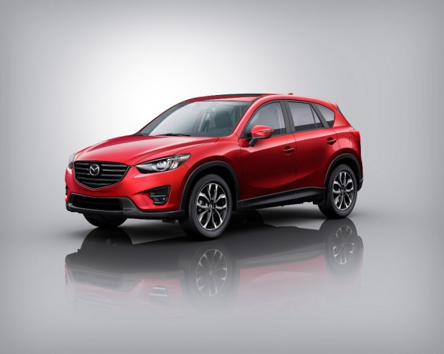 Mazda6 And CX-5 Receive Two More Awards From J.D. Power