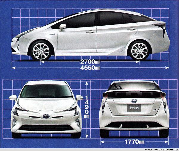 2016 Toyota Prius photos