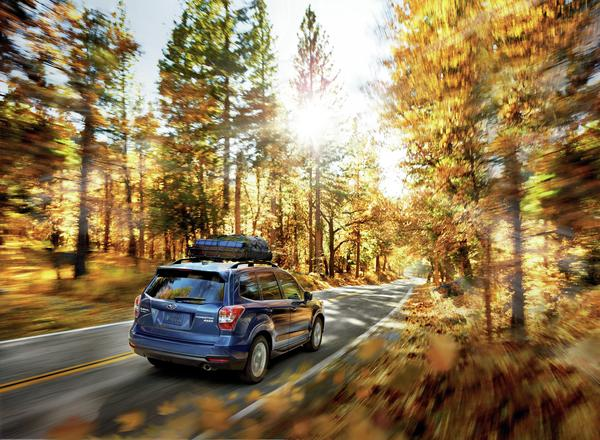2016 Subaru Forester efficiency
