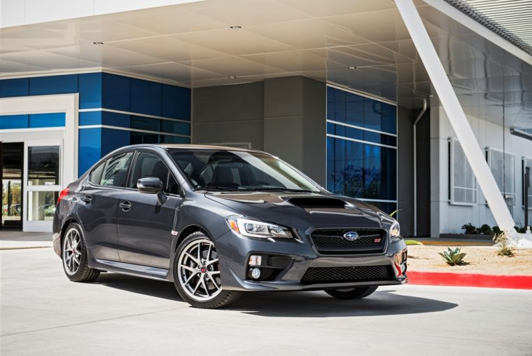 The 2016 Subaru WRX was named a Best Resale Value Top 10 winner and also won in the Sporty Compact Car segment