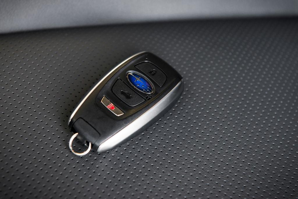 Subaru Wrx Key