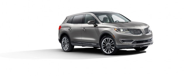2016 Lincoln MKX Exterior
