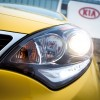 2016 Kia Rio 5-Door headlight design