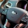 2016 Kia Rio 5-Door steering wheel