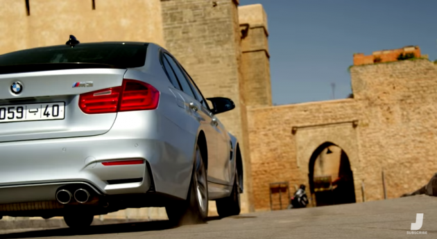 BMW Mission Impossible 2