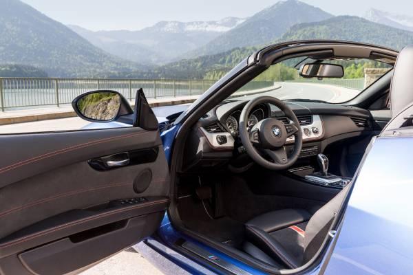 BMW-Z4-Interior