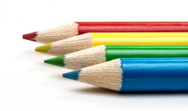 Hyundai Nigeria Africa Colored pencils school supplies donation to students