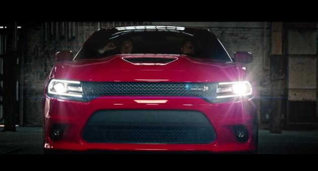 Dodge Morse Code Commercial