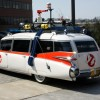 Ecto-1 ghostbusters car
