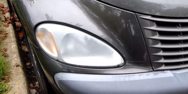 foggy headlights - Ways to Spot a Flood-Damaged Car