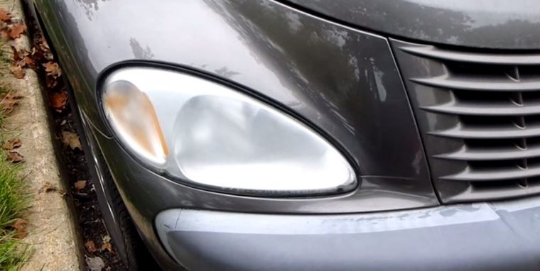 foggy headlights - Ways to Spot a Flood-Damaged Car
