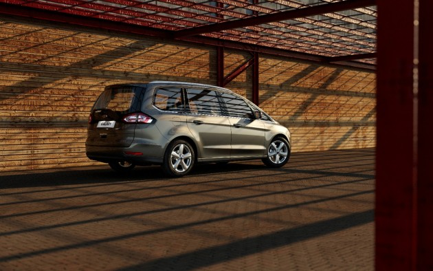 2015 Ford Galaxy Titanium