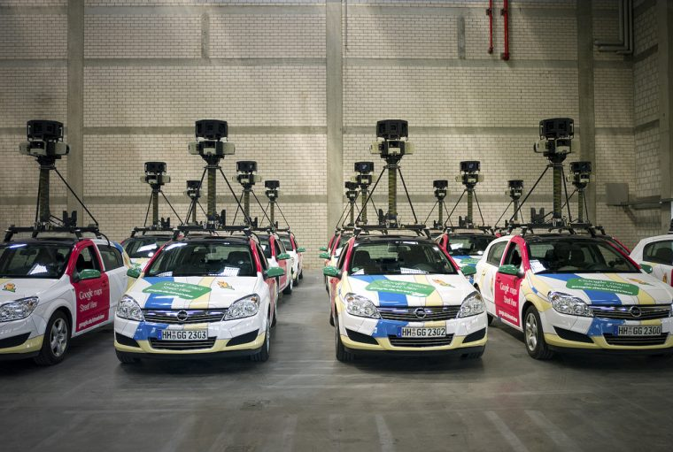 Google Street View Opel GM